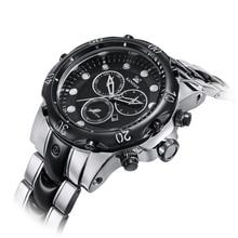 kanishi Man Sports Business Etiquette Quartz Watch mens watches portuguese quartz man dress gold newest high quality watch