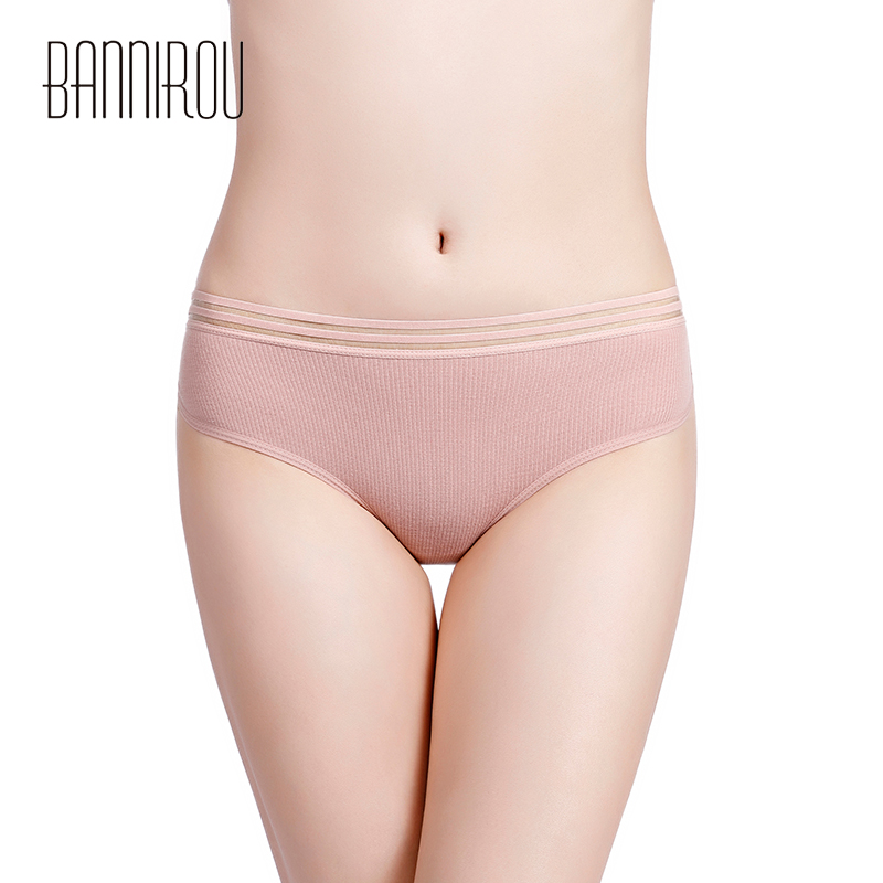 Woman Panties Cotton Underwear For Woman Briefs Solid Simple Antibacterial New 1 Pcs Panty Woman Female Underwear BANNIROU L XXL in women 39 s panties from Underwear amp Sleepwears