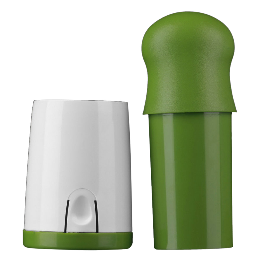 Grinder Spice Mill Parsley Shredder Chopper Fruit Vegetable Cutter New Creative Cooking Tools White+Green