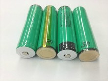 18pcs/lot New Original Protected Battery For Panasonic NCR18650A 3100mah 18650 3.7V Lithium Rechargeable Batteries with PCB