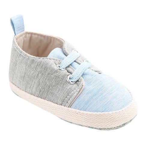 Baby Shoes Breathable Canvas Shoes 0-1 Years Old Boys Shoes Comfortable Girls Baby Sneakers Kids Toddler Shoes #06 Islamabad