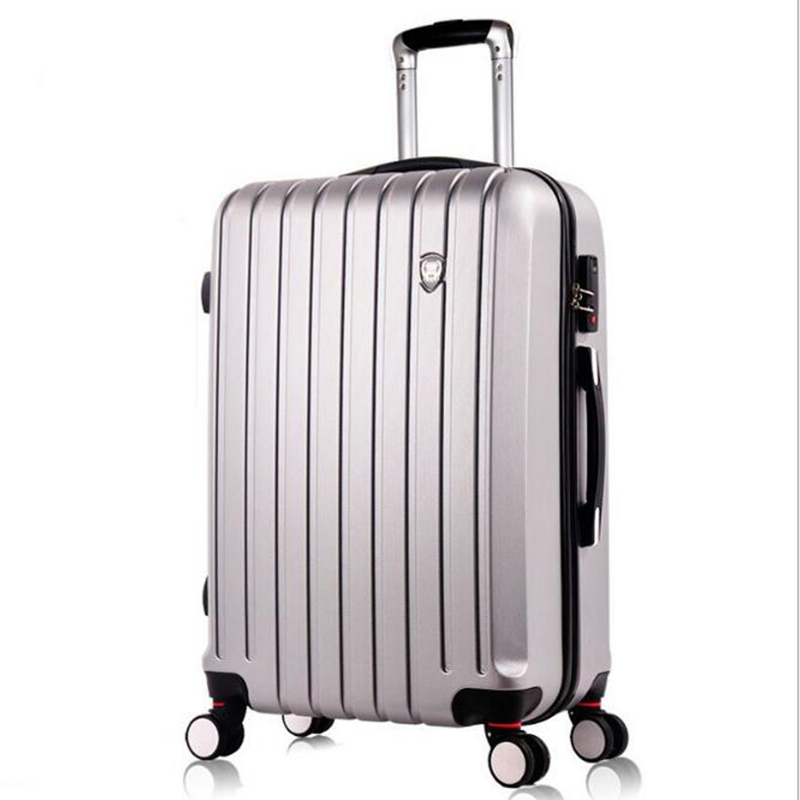 Pelican High quality rolling luggage waterproof Travel suitcase crash proof koffers trol ...