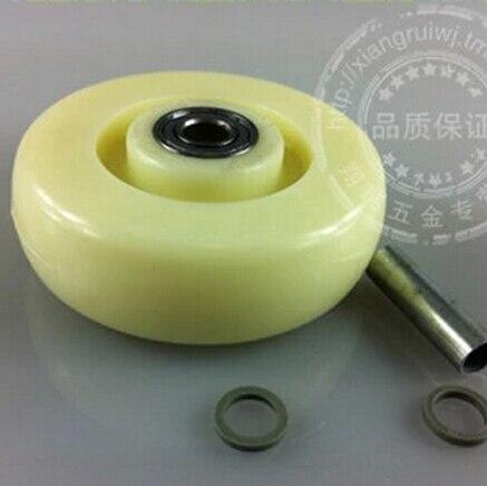 4-дюймовый Тяжелых нейлон ведущие колеса промышленные колеса reel-D: 100 мм