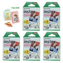 Fujifilm Instax מיני 9 סרט 100 גיליונות עבור פוג י 7s 8 9 70 25 90 פולארויד 300 מיידי מצלמה liplay SP 1 SP 2 מדפסת עם מתנה