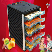 2018 Sale Hot Free Shipping Commercial Home Food Dehydrator Fruit Vegetable Herbal Meat Drying Machine Snacks Dryer