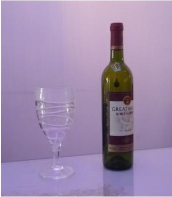 Free shipping!Floating Airborne Wine And Glass-MagicTrick,stage/closeup,fire,props,comedy,Accessories