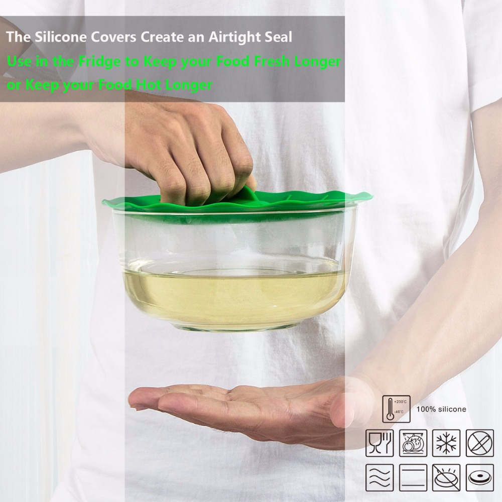 silicone covers