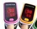 2016 New M230 Pulse Oximeter Oximetro de pulso de dedo LED Display Saturometro Pulsioximetro 4 Color Free Shipping CE Factory