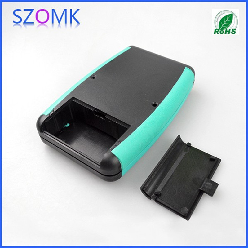 9v battery box electronics diy switch housing 20pcs abs plastic handheld enclosure case 117 77 24mm