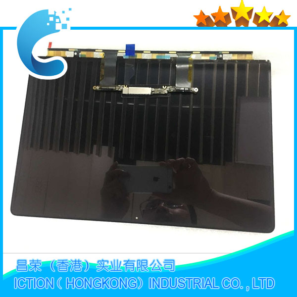 Wholesale Original New Laptop A1706 LCD Screen 13 For Apple MacBook Pro A1706 LCD Screen Display Panel 2016 Year Working Tested original new a1706 a1708 full lcd assembly for apple macbook retina 13 a1706 a1708 2016 lcd screen display assembly grey silver