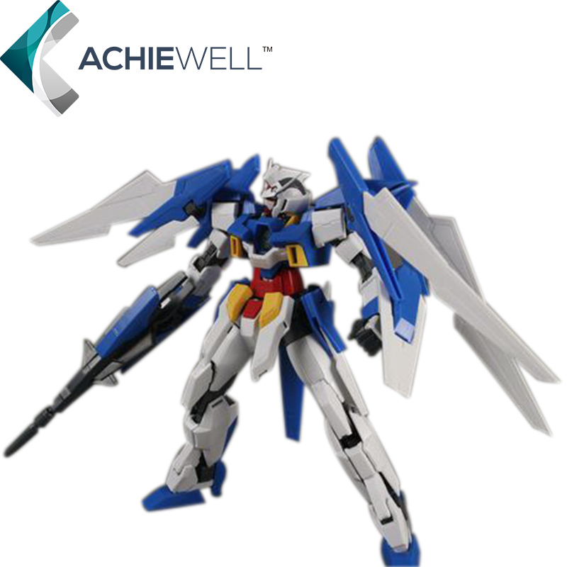 Brand Daban MG 1/100 AGE-2N Gundam Action Figure Japanese Anime Assembly Model Fan Collection Toys For Adult  model fans daban mg assembly gundam model 1 100 mobile suit gundam age 1 normal asemu asuno free shipping action figure