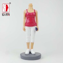 Birthday cake topper Creative gift real doll custom clay dolls fixed resin body DR923