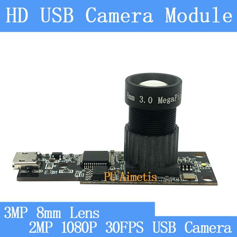 PU`Aimetis 3MP 8mm Mini CCTV Surveillance camera HD 200W 1920*1080P Android interface 30FPS USB camera modulePU`Aimetis 3MP 8mm Mini CCTV Surveillance camera HD 200W 1920*1080P Android interface 30FPS USB camera module