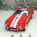 Новое классический 1/32 шкалы старинные форд 1965 шелби кобра 427 S / C круто литья под давлением металл отступить автомобиль модели игрушка для подарка / дети