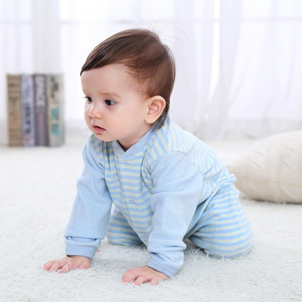 LeJin Baby Clothing Rompers Baby Romper Baby აცვიათ - ტანსაცმელი ჩვილებისთვის - ფოტო 4