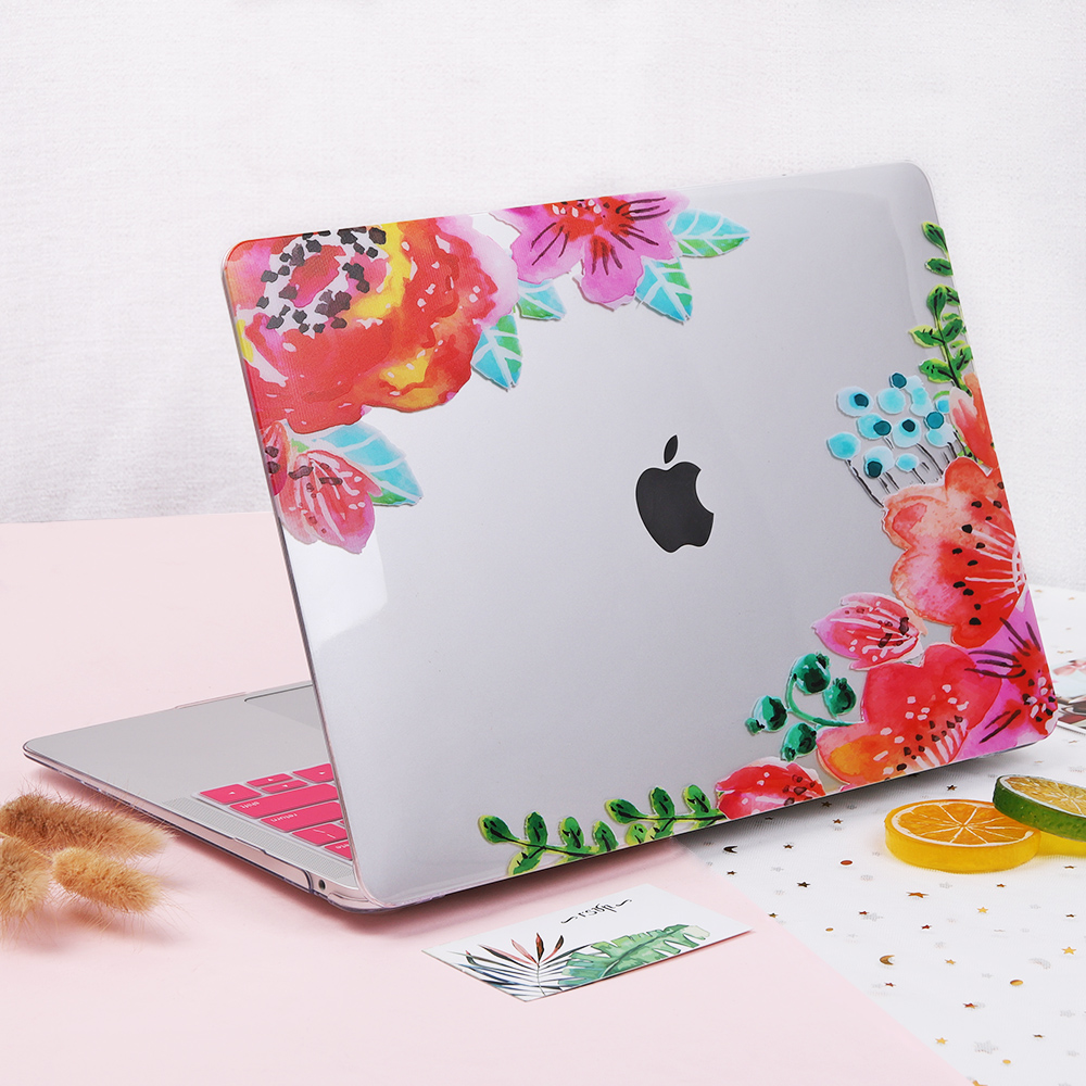 Floral Case for MacBook 133