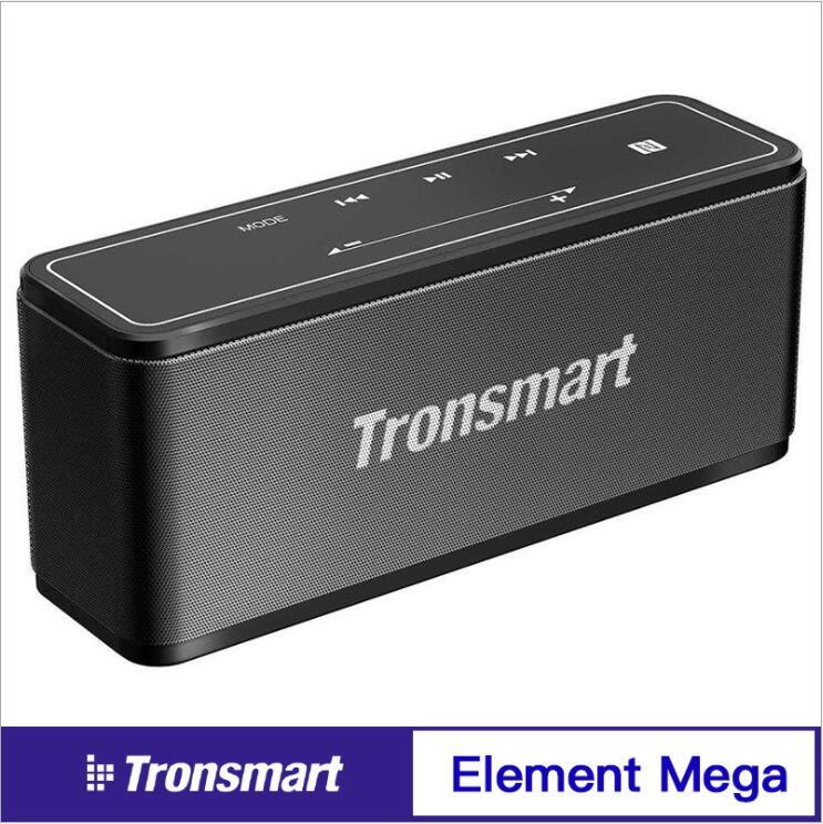 Tronsmart Element Mega Bluetooth haut-parleur sans fil haut-parleur 3D numérique son TWS 40 W sortie NFC 20 m haut-parleur Portable carte MicroSD