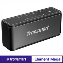 Tronsmart Element Mega Bluetooth Speaker Wireless Speaker 3D Digital Sound TWS 40W Output NFC 20m Portable Speaker MicroSD Card беспроводная колонка tronsmart mega черный