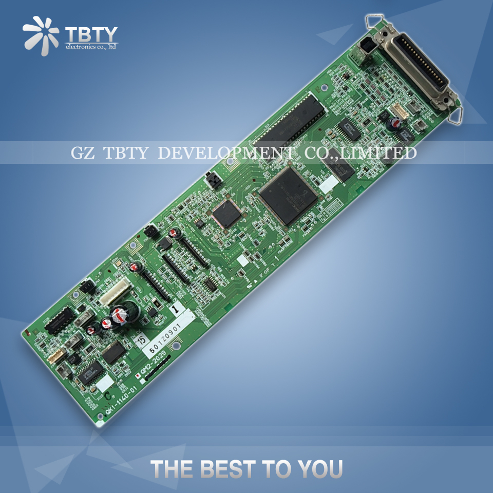 100% Test Main Board For Canon I6100 I6500 I 6100 6500Formatter Board Mainboard On Sale formatter pca assy formatter board logic main board mainboard mother board for hp m775 m775dn m775f m775z m775z ce396 60001