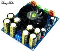 TDA8954 2.0 power amplifier board 210 W + 210 W classe D placa amplificador digital (ventilador de refrigeração)