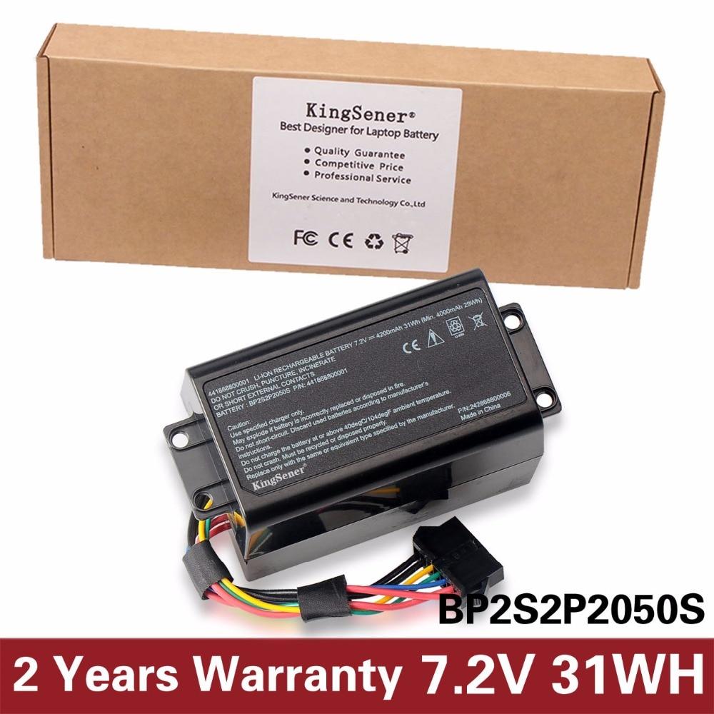 все цены на KingSener New BP2S2P2050S Laptop Battery for Getac E110 441868800001 242868800006 7.2V 4200mAh 31WH онлайн