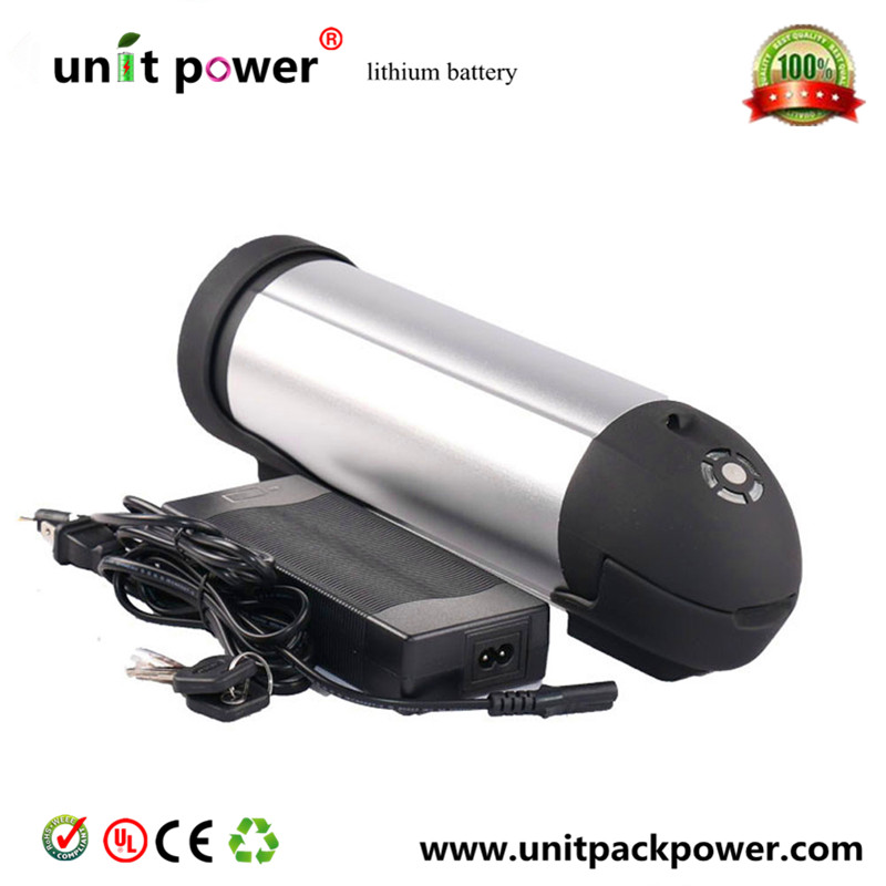super power 36v 20ah Samsung cell lithium ion battery 36v 20ah water bottle ebike li-ion battery with charger