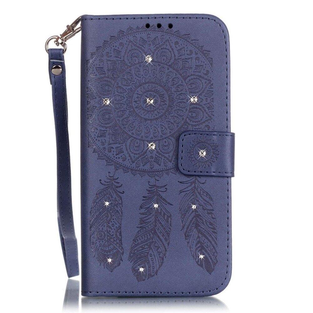 Смартфон чехол кожаный бумажник Тип стенд флип чехол телефона чехол держатель кредитной карты подходит для iPhone5/ 5S/SE женские