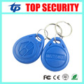 10 шт. много бесплатная доставка RFID брелок 125 КГЦ RFID карты TK4100 EM4100 брелок ключ бесконтактных карт для карт читателей