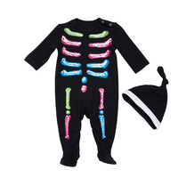Baby Onesie Long Sleeve Crawling Clothes Newborn Infant Romper Jumpsuit Winter Kids Thanksgiving Gift