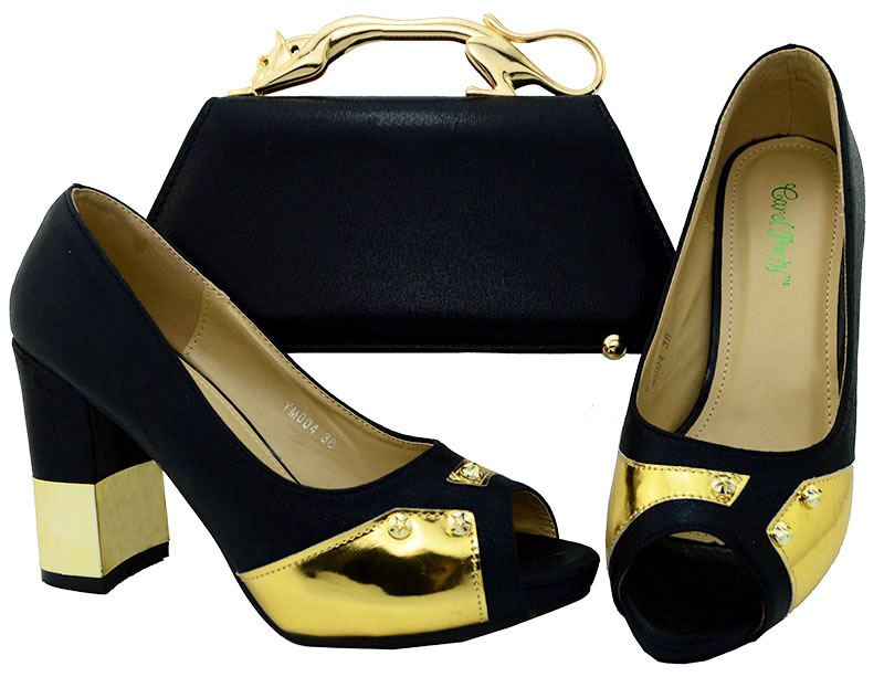 Ladies Shoe And Bag Set Women Shoe and Bag To Match Nigeria Shoe and Bag To Match for Parties Italian Design Shoe Bag Set YM004 shoe and bag to match italian african wedding shoe and bag sets women shoe and bag to match for parties doershow bch1 16