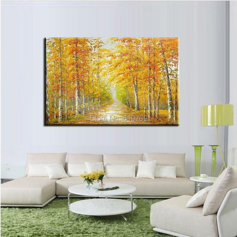 óleo de alta qualidade parede paisagem imagens