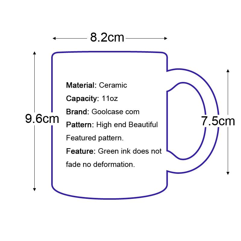 FOR Honda Civic MK6 Closeup JDM VTEC Mug Coffee Ceramic Cup Creative DIY Gifts Home Decor Mugs 11oz T1502