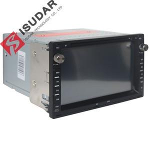 Image 4 - Isudar カーマルチメディアプレーヤー gps 2 din 7 インチ vw/フォルクスワーゲン/パサート/B5/MK5/ゴルフ/ポロ/トランスポーターラジオ fm bt 1080 720p ipod の地図