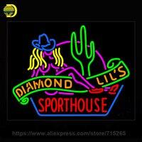 Неоновый Знак Сексуальная Алмаз Lils Sporthouse Лас-Вегас 24 Джефф Гордон Dupont Motorsports Пойти Играть в Настольный Футбол, Только Хорошая Еда Волейбол