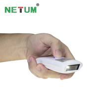 NT Z3S Portable Wireless Bluetooth Barcode Reader CDD Scanning Large capacity for Windows,Mac,Android,IOS