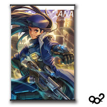 Game Overwatch ANA Home Decor Poster Wall Scroll
