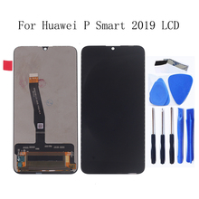 6.21original display For Huawei P Smart 2019 LCD Display Screen Touch Digitizer Assembly Repair Parts Tool