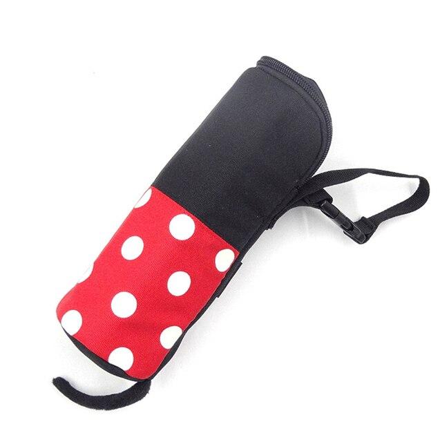 244781bd8426 US $2.98 32% OFF|Baby Milk Bottles Thermal Bag Portable Oxford Cute Cartoon  Dot Outdoor Travel Infant Breastfeeding Warmer Insulation Bag MBG0328-in ...