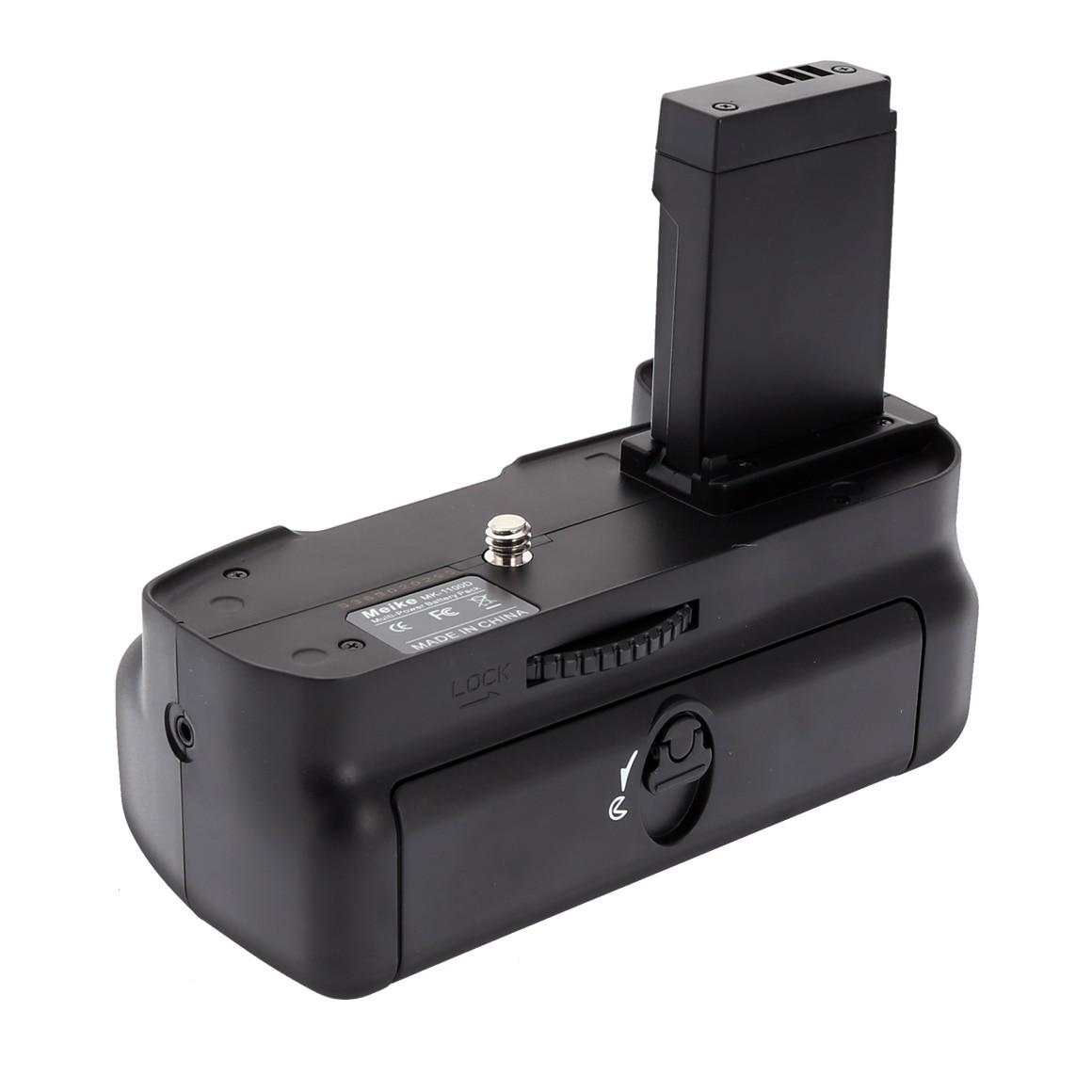 EACHSHOT poignée de batterie pour canon 1100d 1200d 1300d rebelle T3 T5 T6 EOS Kiss X50 DSLR appareil photo