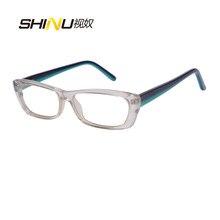 Gama ışını 003 bilgisayar okuyucular okuma gözlüğü UV400 koruma, Anti mavi işınları, parlama önleyici ve çizilmeye dayanıklı gözlük