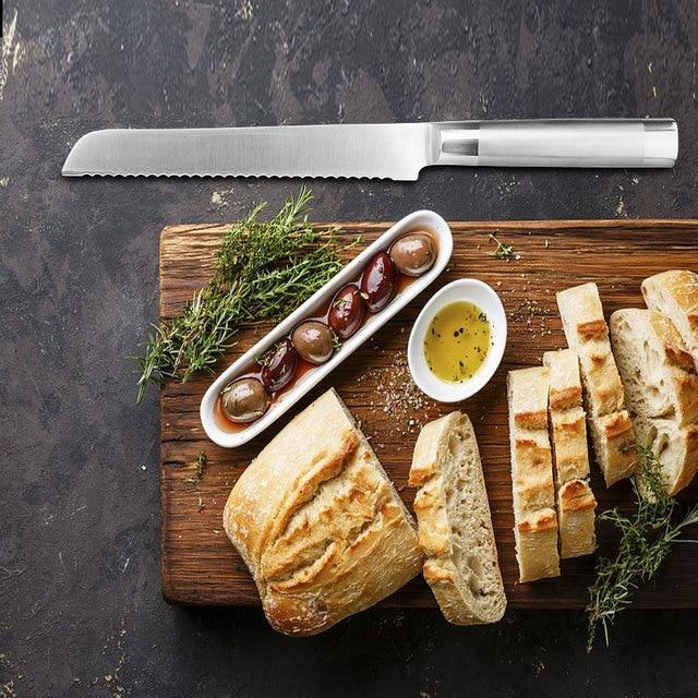 Cuchillos de cocina profesionales 4