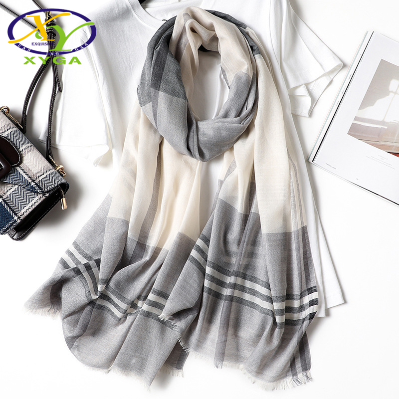 1PC New Exquisite Women Cotton   Scarf   Long 2018 Autumn Soft Fashion Lady's Linen Pashminas Winter Thin   Wraps   Female Shawl Spring