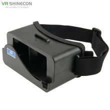 3D Google Cardboard Glasses Virtual Reality for iPhone 6 & 6s / iPhone 6 & 6s Plus / Galaxy  etc. 4.3 inch – 5.5 inch Smartphone