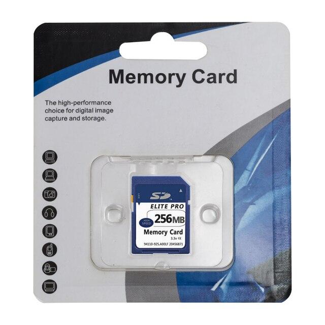 SD Card 128MB 256MB 512MB 1GB 2GB 4GB 8GB 16GB Speicherkarte memory stick pro duo Secure