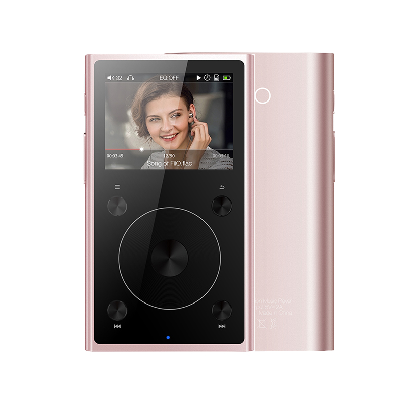 Fiio X1 II X1 2nd gen Dual mode Bluetooth 4.0 Portable High Resolution Lossless Music Player X1ii