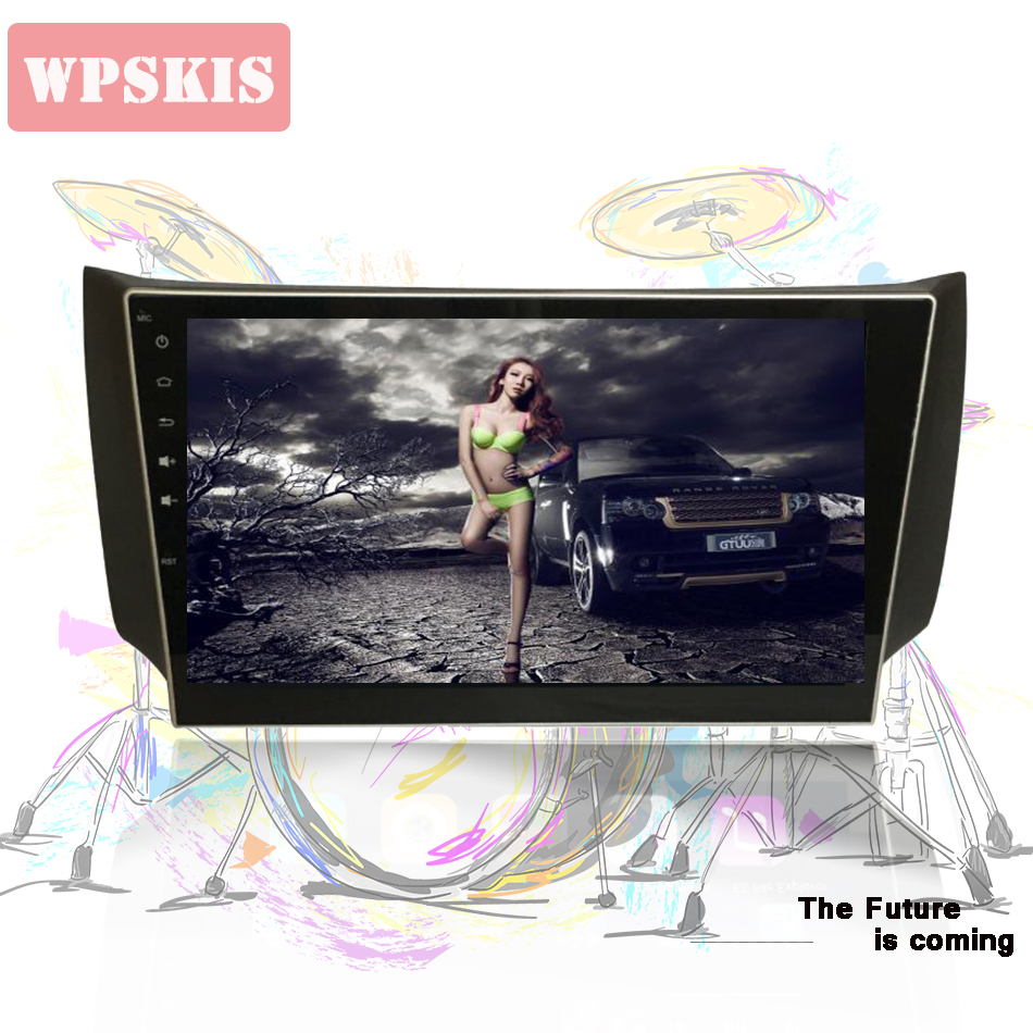 Android 9 0 car dvd player for Nissan Sylphy B17 Sentra 12 2013 2014 2015 2016