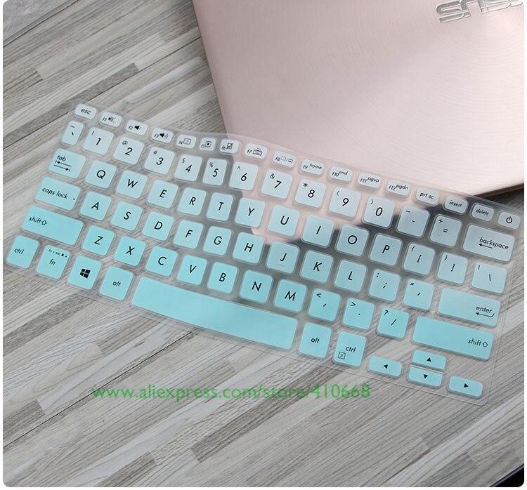 2X Bruni Pel/ícula Protectora Compatible con ASUS VivoBook Flip 14 TM420IA Protector Pel/ícula Claro L/ámina Protectora