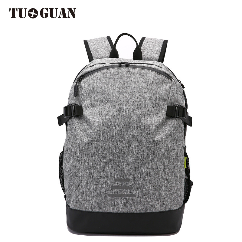 Fashion Waterproof Canvas Business Men Laptop Backpack External USB Charge Anti theft School Backpacks College Bags for Male fengdong men backpack oxford youth fashion brand usb charge designer back pack college bags school bag waterproof backpacks male