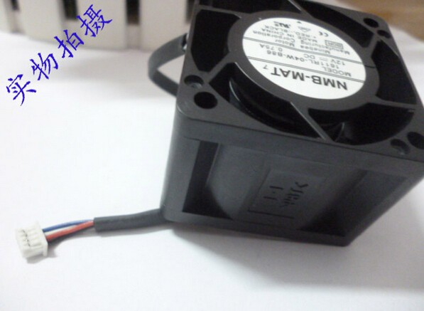Wholesale: NMB 1611RL-04W-B86 4028 12V 0.75A 4 line PWM fan