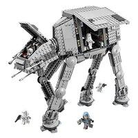 1206pcs Diy Star Series Wars Force Awaken AT Transpotation Armored Robot Compatible With Legoingly 75054 Blocks
